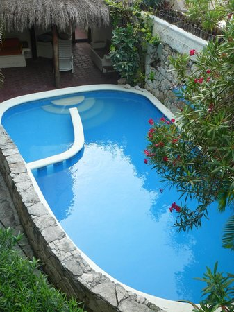 Hotel el Moro : Piscina