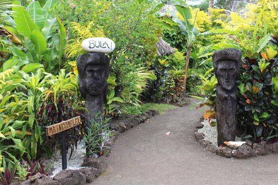Paradise Taveuni: The Entrance to Paradise