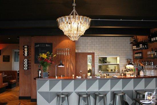 Cafe Restaurant RIBA