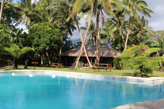 Paradise Taveuni : Picture perfect