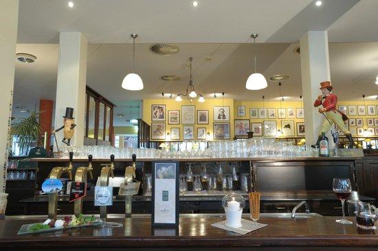 Amber Hotel Chemnitz Park: Bar