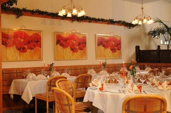 Amber Hotel Chemnitz Park: Restaurant