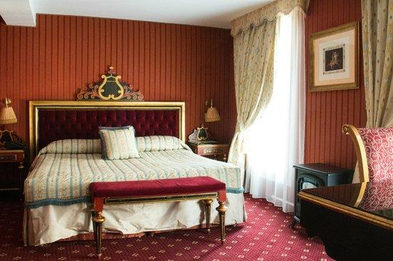 Villa Opera Drouot: Deluxe room
