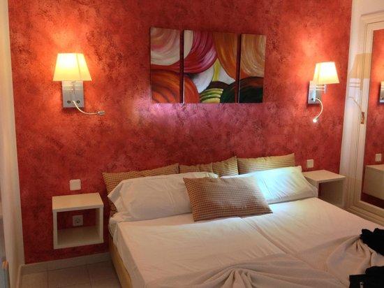Marconfort Atlantic Gardens Bungalows : Bedroom