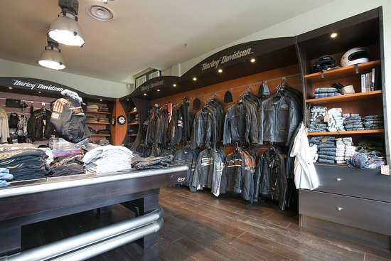 Clothing Area Picture Of Harley Davidson Speed Shop