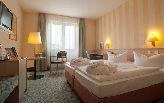 Amber Hotel Chemnitz Park: Hotelzimmer
