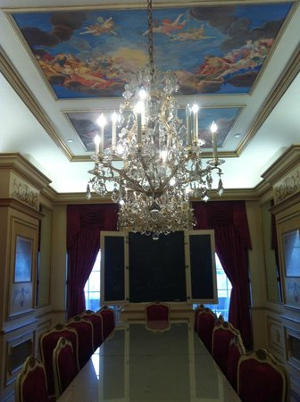 The Nationality Rooms : Room