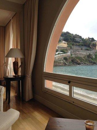 Hotel Miramare Sestri Levante: Il mio angolo preferito
