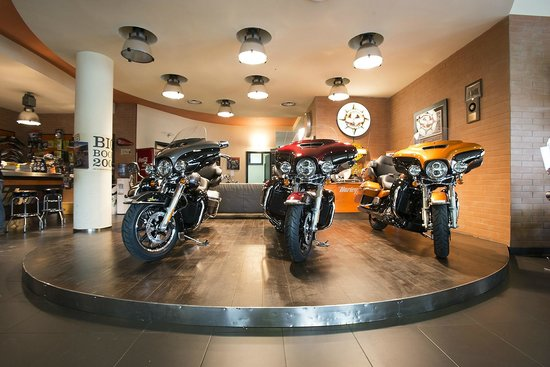 ‪Harley-Davidson Speed Shop - Rentals‬