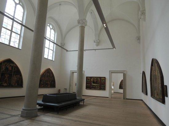 Schäzlerpalais: 聖カタリナ修道院はドイツ・ルネサンス美術館