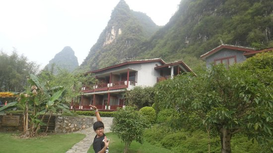 Yangshuo Mountain Retreat : Hotel Elevation