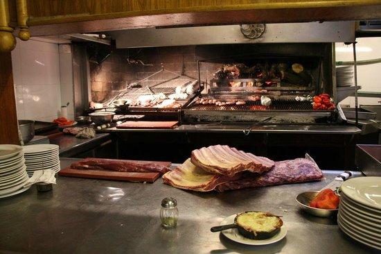 El Fogon: Grill