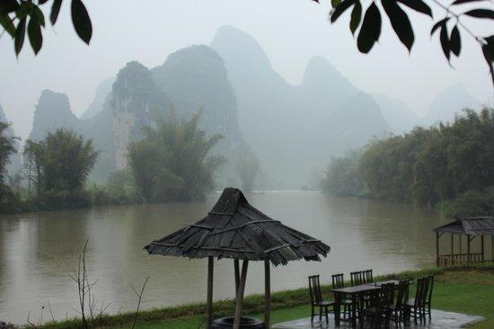 Yangshuo Mountain Retreat : view