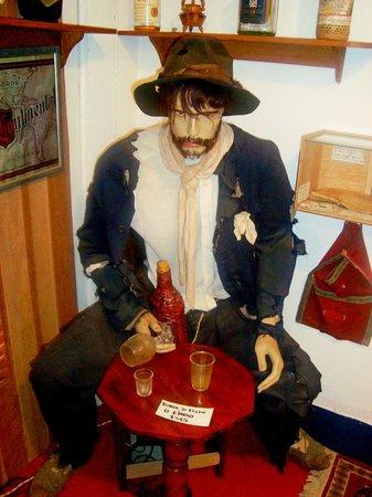 Vicente Celestino e Gilda de Abreu Museum: cada coisa...rs