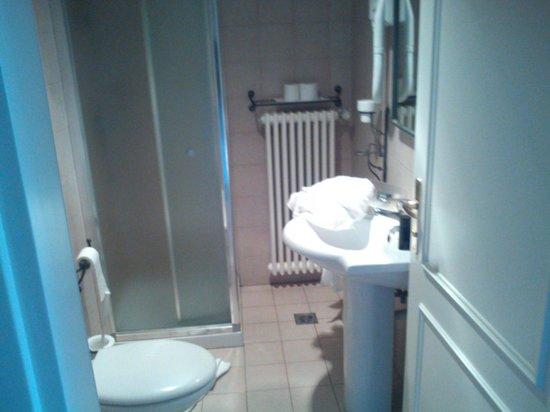 Relais Picaron Hotel: bagno