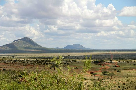 Ashnil Aruba Lodge: Tsavo East