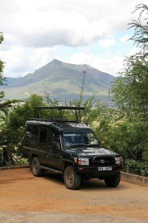 Ashnil Aruba Lodge: Tsavo East