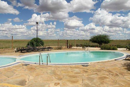 Ashnil Aruba Lodge: Swimming Pool