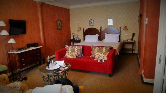 As Janelas Verdes : Room 35