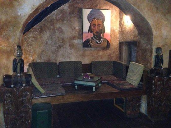 Asia Cafe: Angolo marocchino