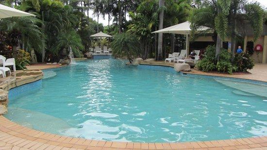 Novotel Darwin Airport: pool in the resort