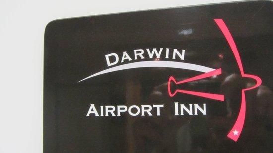 Novotel Darwin Airport: logo