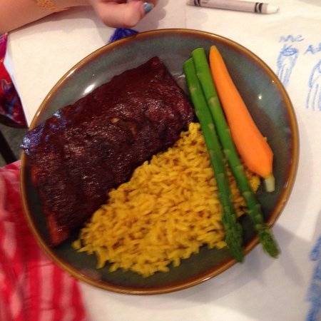 Traders Gulf Coast Grill and Gifts: Kids ribs