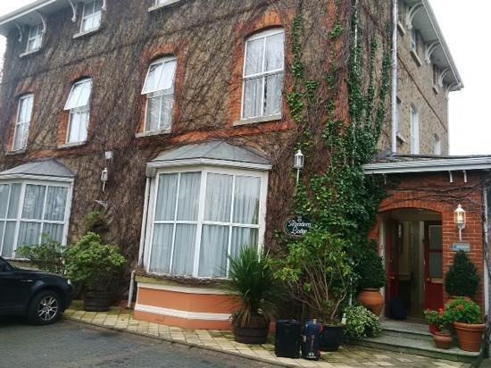 Aberdeen Lodge : facciata principale