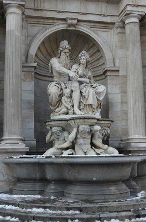 Albertina: Нептун