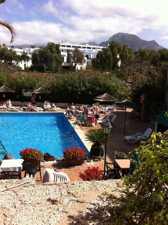 Hacienda Del Sol: Swimming pool