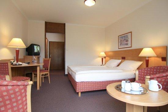 Hotelzimmer bild von amber residenz bavaria bad for Hotelzimmer teilen