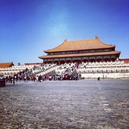 Hall of Great Harmony (Taihe Dian) : Одно из сооружение дворцового комплекса
