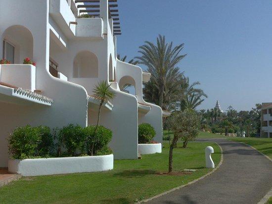 ClubHotel Riu Tikida Dunas: batiments de l hotel 2 etages