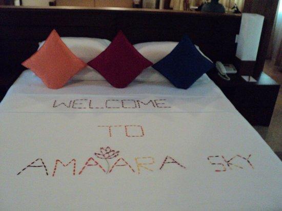Amaara Sky Hotel Kandy: Penthouse