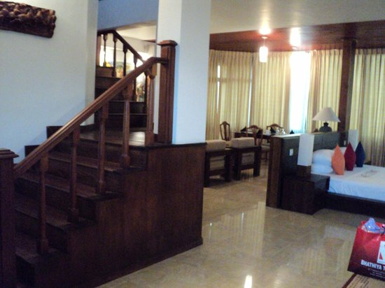 Amaara Sky Hotel Kandy: Penthouse the Room I occupied