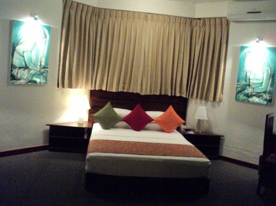 Amaara Sky Hotel Kandy : Bed Rooms