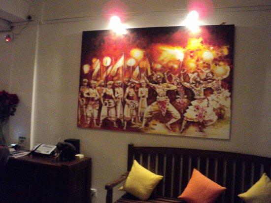 Amaara Sky Hotel Kandy : Amaara Sky Reception