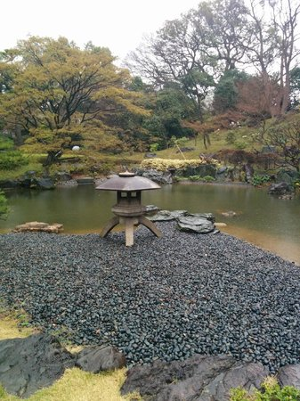 The East Gardens of the Imperial Palace (Edo Castle Ruin) Giardino  Orientale del