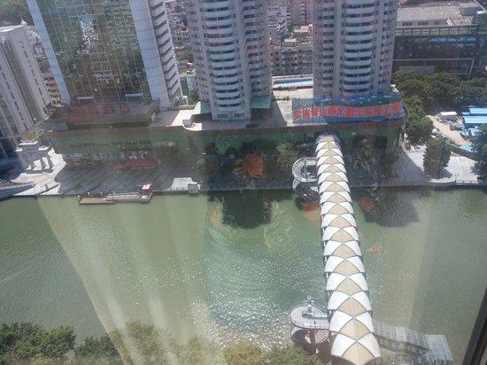 Sheraton Zhongshan Hotel: vista quarto