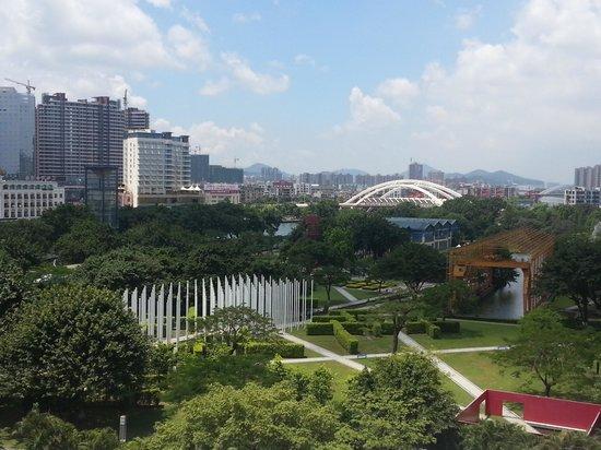 Sheraton Zhongshan Hotel: terraço