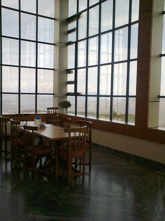 Pathik Resort : The dining space