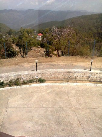 Pathik Resort : View from room