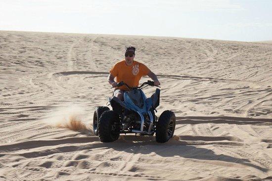 Red Dunes: Дрифтуем