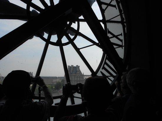Musée d'Orsay : la vista