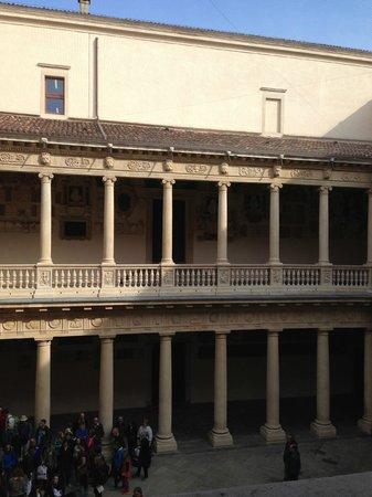 University of Padova: во дворе