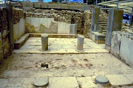 Phaistos (Phaestos): sala