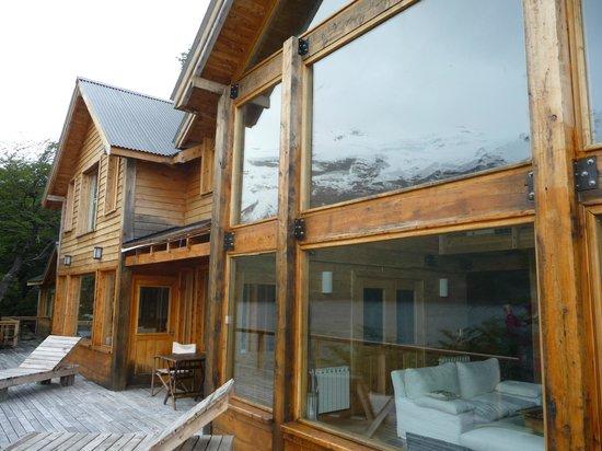Aguas Arriba Lodge: hotel