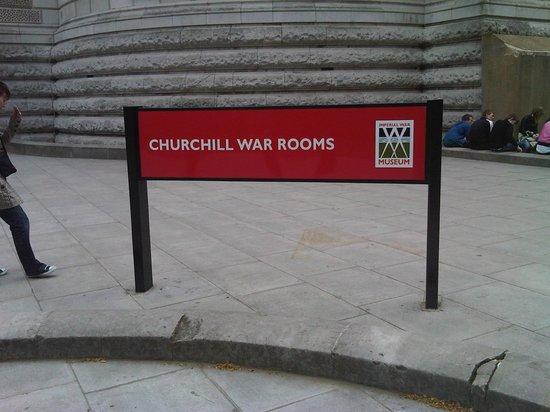 Churchill War Rooms: War Rooms