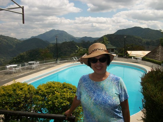 Banaue Hotel and Youth Hostel : Swimming pool, if anybody wants to?