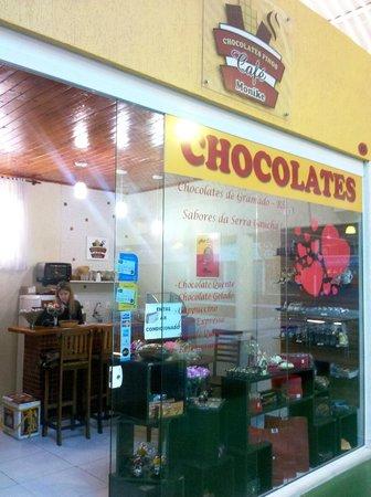 Chocolates Finos & Cafe Monike